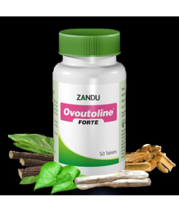 Zandu Ovoutoline Forte