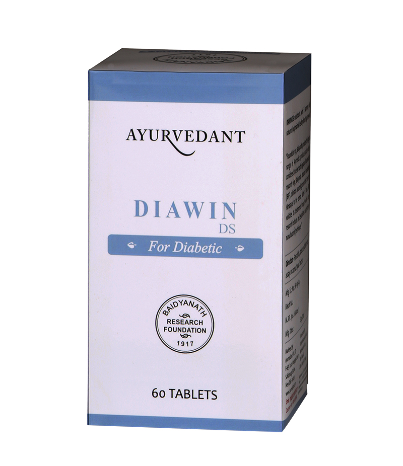 Ayurvedant Diawin Ds Tablet