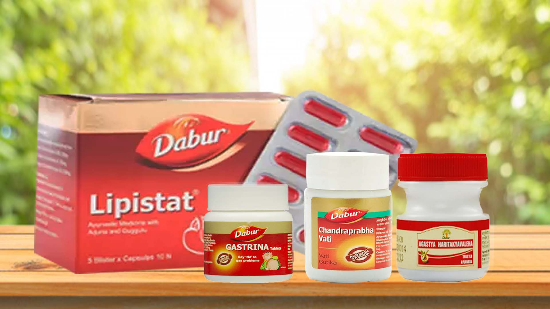 Complete Guide about Dabur Ayurvedic Products