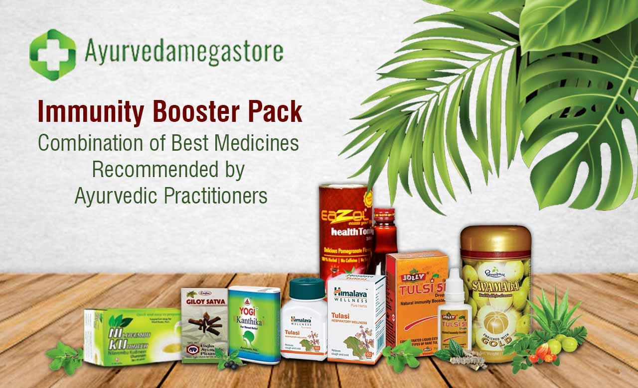 Immunity Booster Ayurvedic Remedies recommended by experts