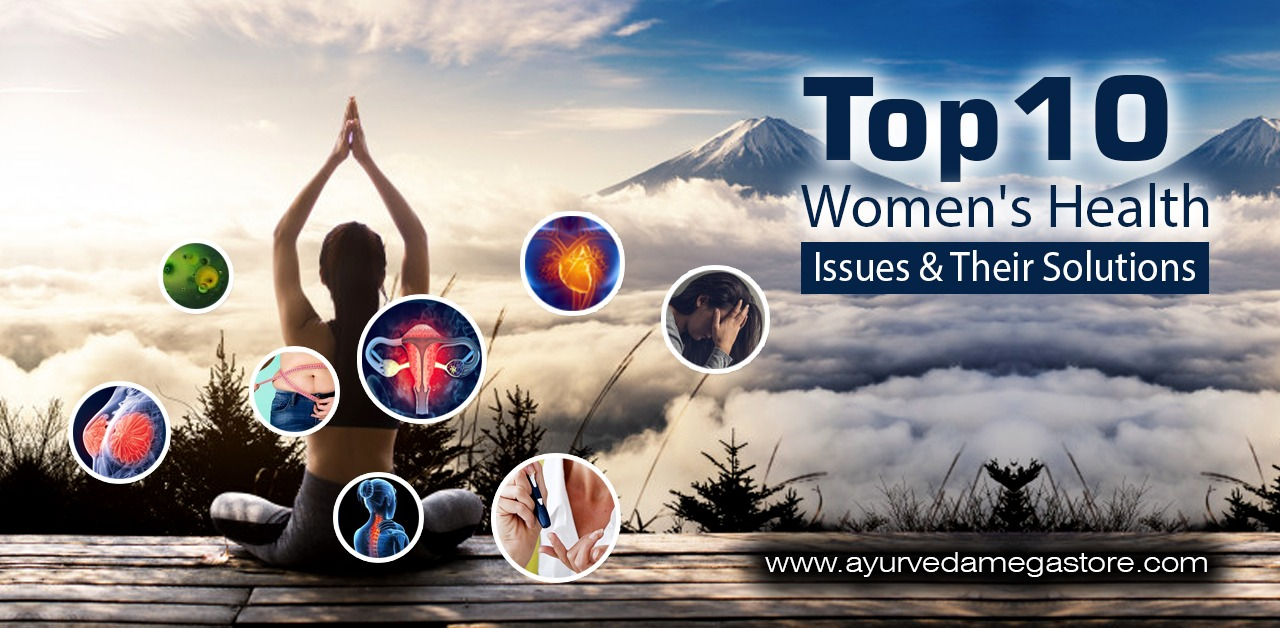 Top 10 Women's Health Issues And Their Solutions