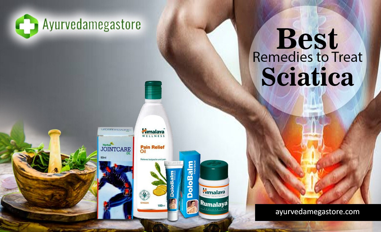 Best Remedies to Treat Sciatica
