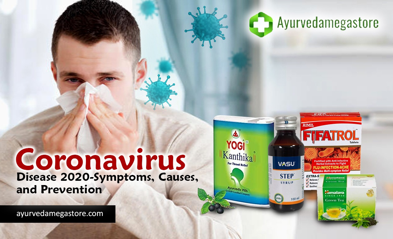 Coronavirus Disease 2020- Symptoms and ayurvedic remedies