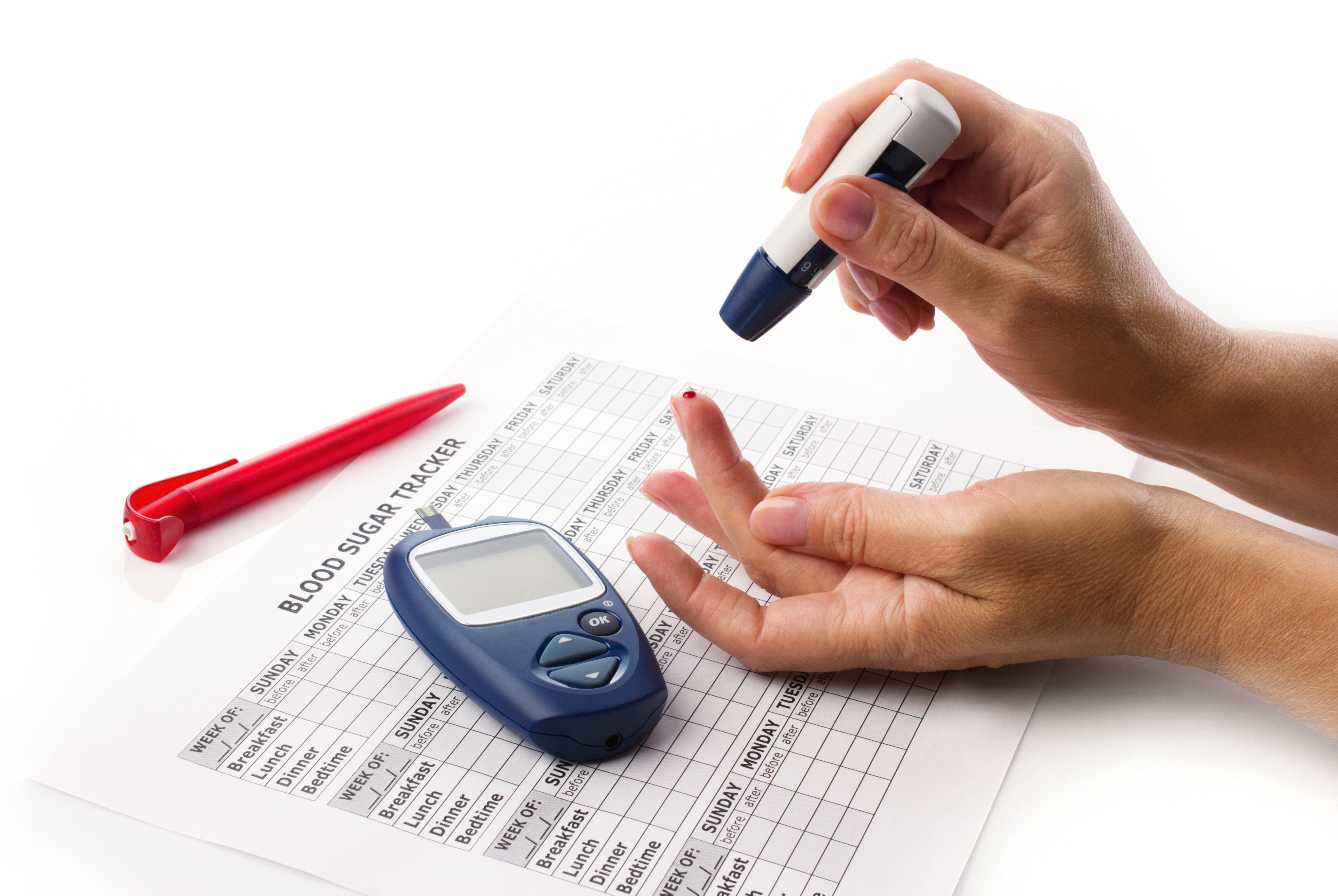 Why Suffer From Diabetes?