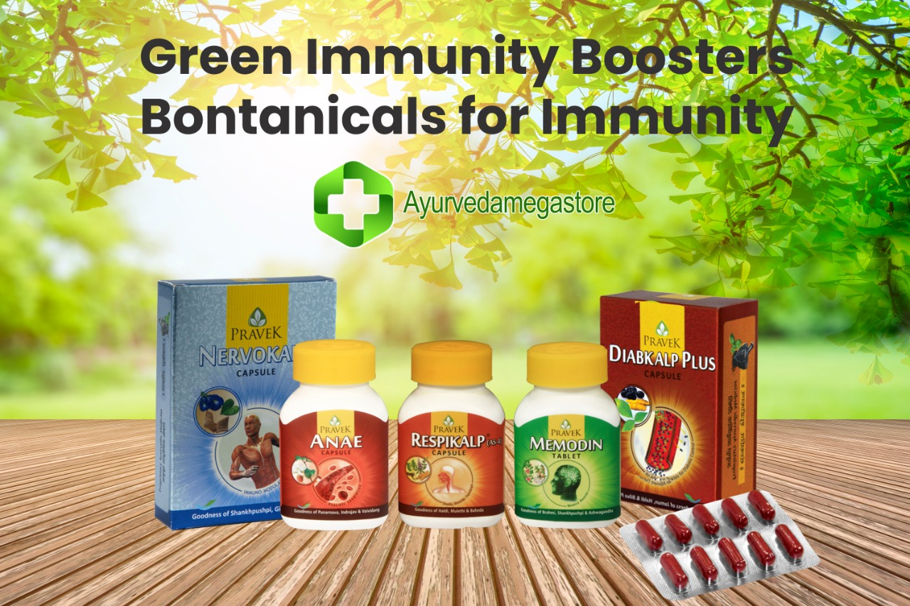 Top 5 Best Immunity Booster of Pravek Ayurvedic -Buy Online In India at Low Prices