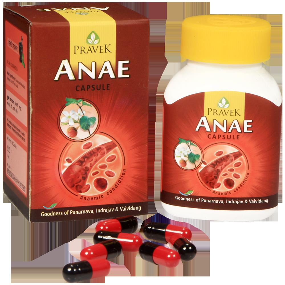 Buy Pravek Anae Capsule Online at Best Price