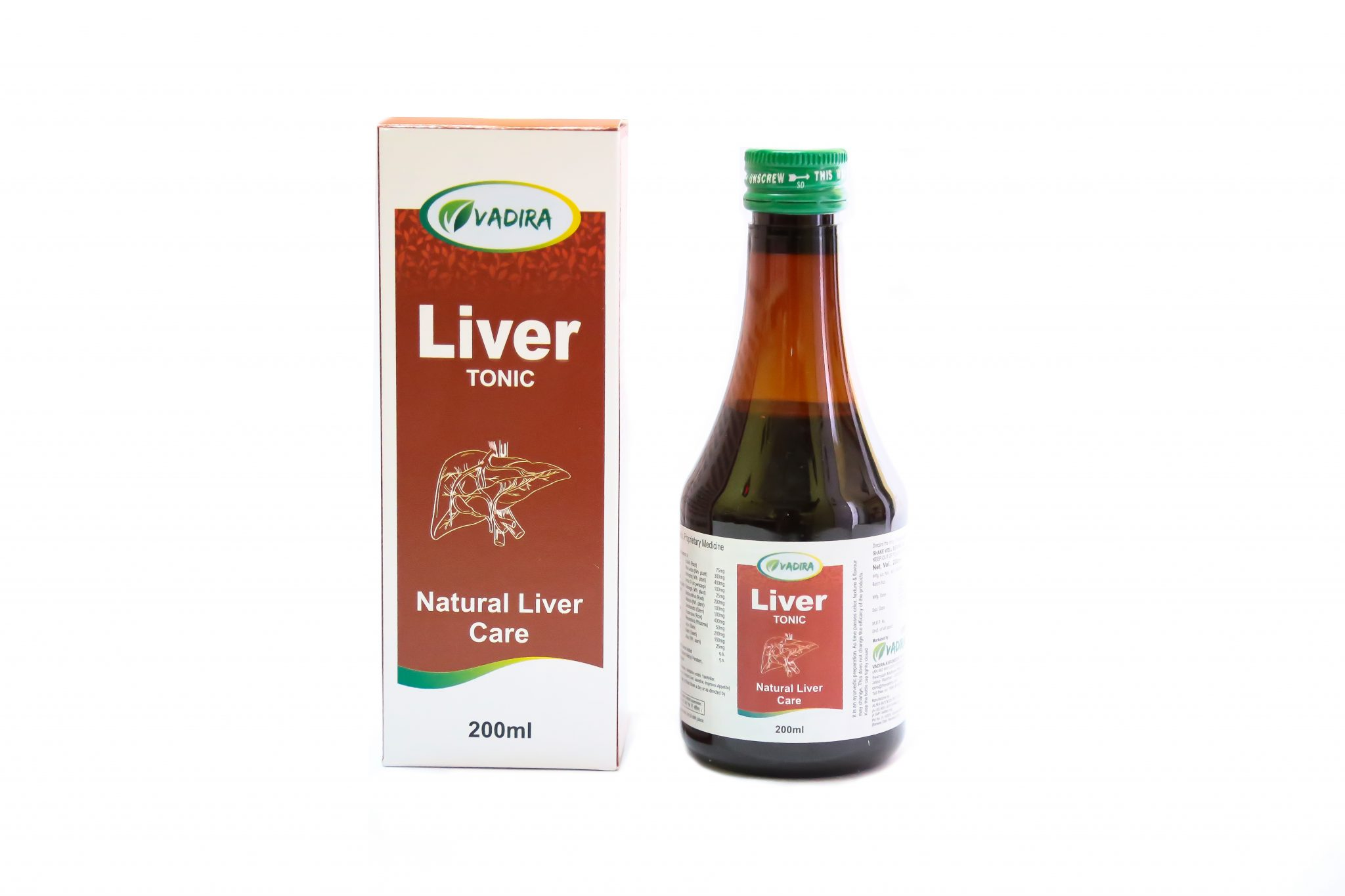 Vadira Ayurvedic Liver Tonic An Antidote For All Types Of Liver