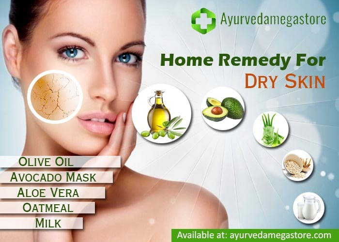 Get rid of Dry Skin with these Home Remedy Products