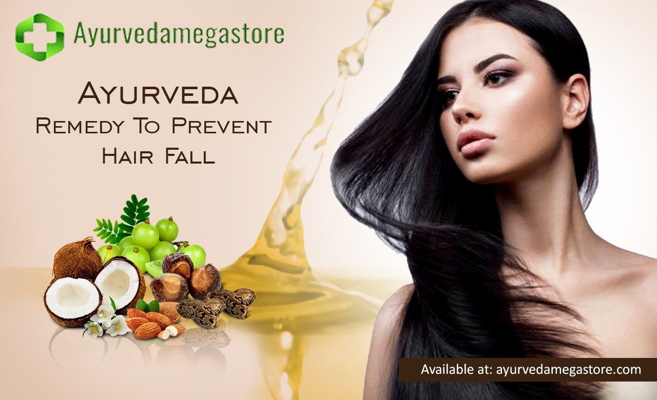 Ayurveda Remedy To Prevent Hair Fall